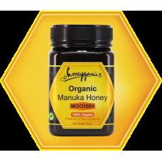100% Organic Manuka Honey MGO100+